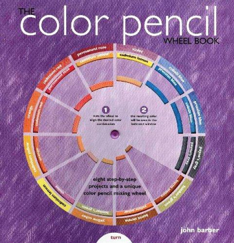 9780760774588: Color Pencil Wheel Book