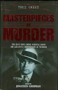 Masterpieces of Murder: Jonathan Goodman
