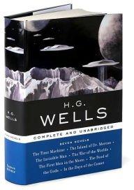 9780760774991: H.G. WELLS SEVEN NOVELS