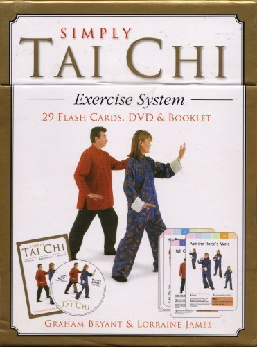9780760776247: Simply Tai Chi Cards DVD Booklet