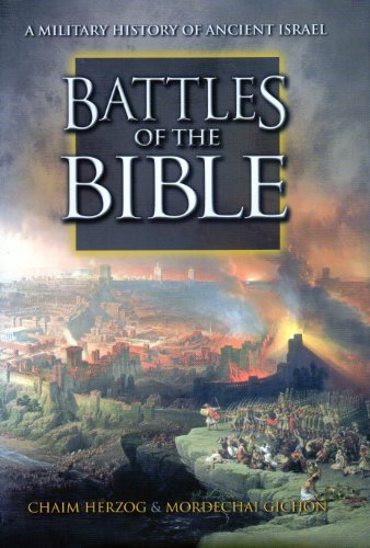 9780760776261: Battles of the Bible: A Military History of Ancient Israel