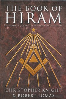 9780760776339: Book of Hiram: Freemasonry, Venus, and the Secret Key to the Life of Jesus