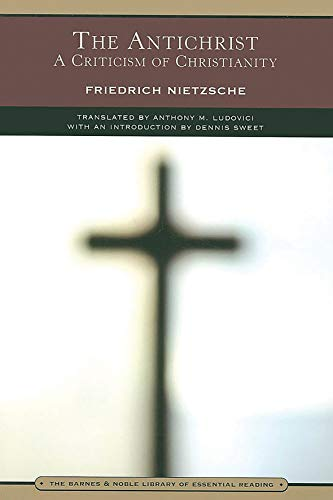 9780760777701: The Antichrist: A Criticism of Christianity