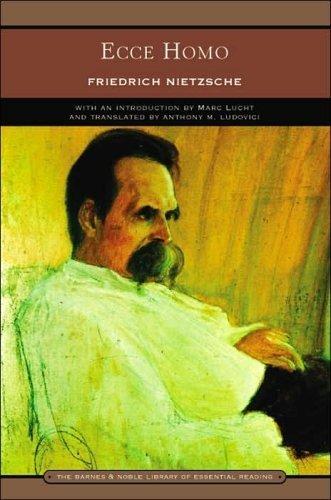 Ecce Homo Library of Essential Reading: Friedrich Nietzsche