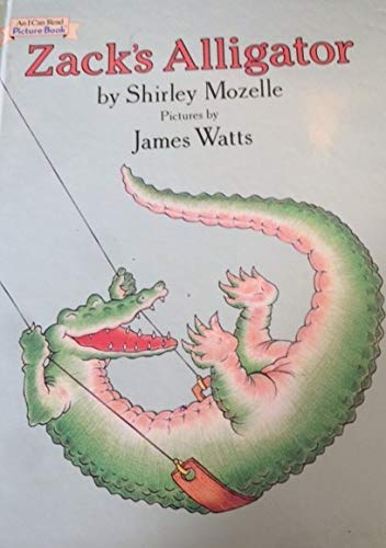 Zack's Alligator: Shirely Mozelle; Pictures