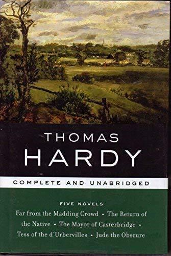 Thomas Hardy: Five Novels - Far From: Thomas Hardy