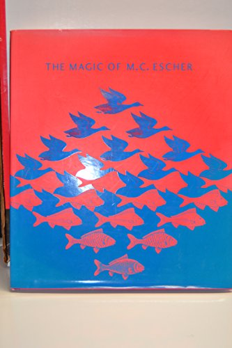 9780760779477: The Magic of M.C. Escher - With an Introduction by J.L. Locher, Designed by Erik The