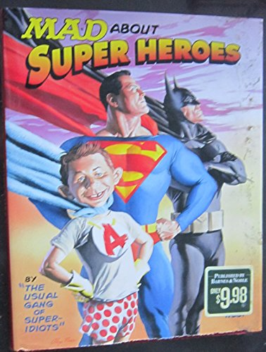 9780760779507: MAD About Super Heroes
