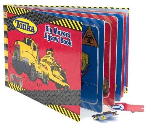 9780760779699: Tonka Construction Site Jigsaw Book