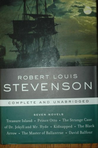9780760780121: Robert Louis Stevenson Seven Novels Complete and Unabridged