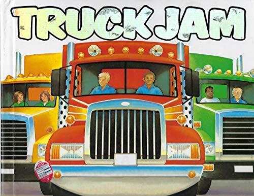 9780760780657: Truck Jam (Pop-Up Book)