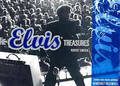 9780760781135: The Elvis Treasures [Hardcover] by robert gordon
