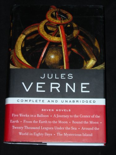9780760781234: Jules Verne; Seven Novels Complete and Unabridged