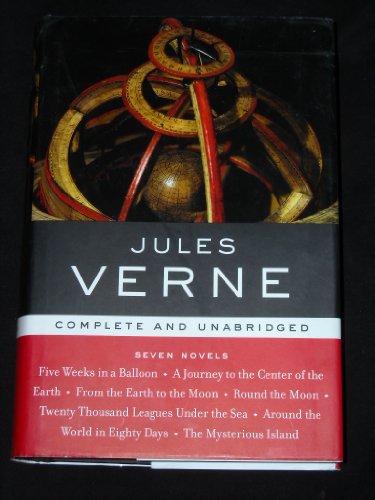 9780760781234: Title: Jules Verne Seven Novels Complete and Unabridged