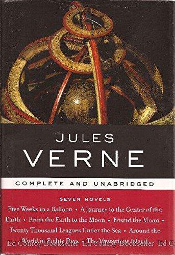 9780760781234 Jules Verne Seven Novels Complete And