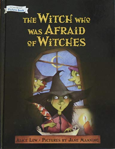 9780760781470: The Witch Who Was Afraid of Witches (I Can Read! Picture Book)
