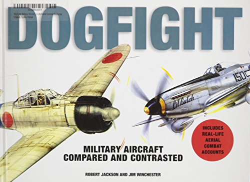 9780760781692: Dogfight: Military Aircraft Compared and Contrasted - Includes Real Life Aerial Combat Accounts