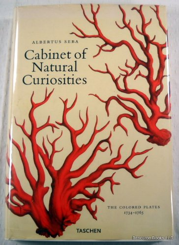 Cabinet of Natural Curiosities (The Colored Plates 1734-1765): Albertus Seba