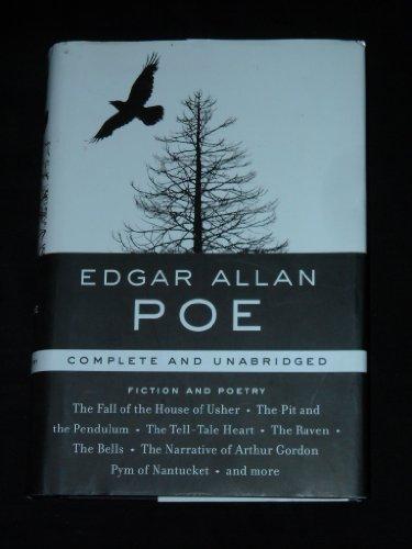 Edgar Allan Poe: Complete & Unabridged Edgar Allan Poe