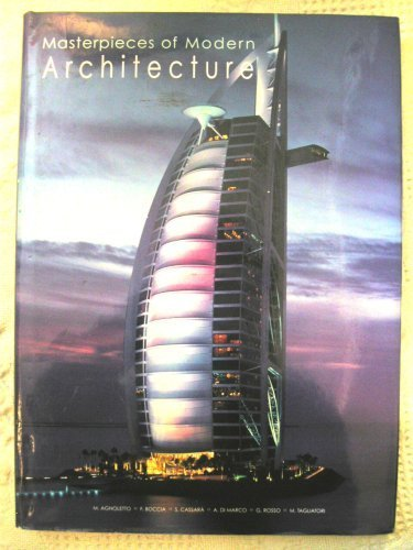 9780760782392: Masterpieces of Modern Architecture