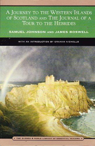 Journey to the Western Islands of Scotland: Samuel and Boswell,