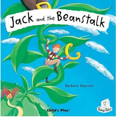 9780760784266: Jack and the Beanstalk (Flip Up Fairy Tales)