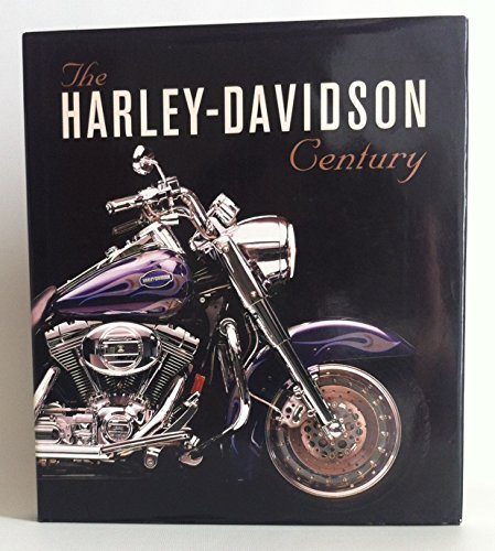 9780760784457: The Harley-Davidson Century