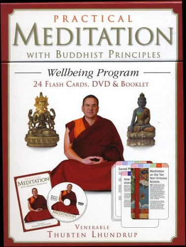 9780760784556: The Practical Meditation with Buddhist Principles Wellbeing Program