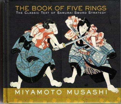 9780760784570: The Book of Five Rings, The Classic Text of Samurai Sword Strategy