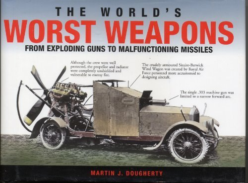 9780760785812: The World's Worst Weapons (From Exploding Guns to Malfunctioning Missiles)