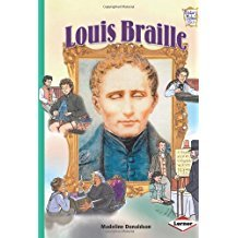 Sports Heroes/Legends:Louis Braille: Madeline Donaldson