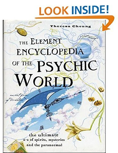 9780760790236: The Element Encyclopedia of the Psychic World: The Ultimate A-z of Spirits, Mysteries and the Paranormal