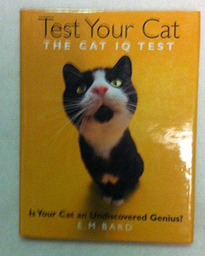 9780760791295: Test Your Cat: The Cat IQ Test