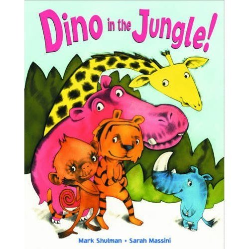 9780760791738: Dino in the Jungle