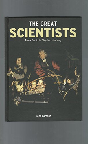 9780760791974: Great Scientists: from Euclid to Stephen Hawking