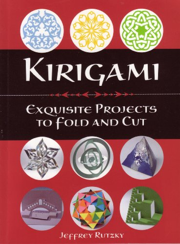 9780760792278: Kirigami: Exquisite Projects to Fold and Cut