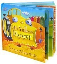Little Yellow Digger: Kath Smith Janet