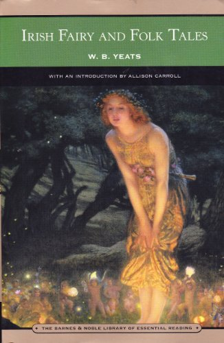 9780760793589: Irish Fairy and Folk Tales (Barnes & Noble Library of Essential Reading)