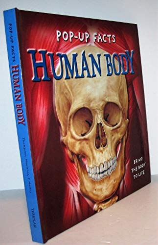 Pop-up Facts Human Body: Dungworth, Richard