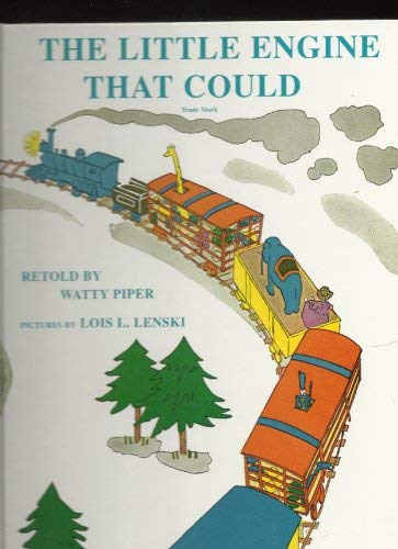 The Little Engine That Could (Barnes &: Retold by Watty