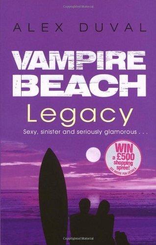 9780760794975: Vampire Beach (#2, Ritual & Legacy)