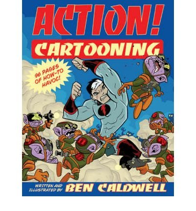 9780760795521: Action! Cartooning