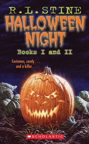 9780760795910: Halloween Night/Halloween Night II (Point Horror Series)