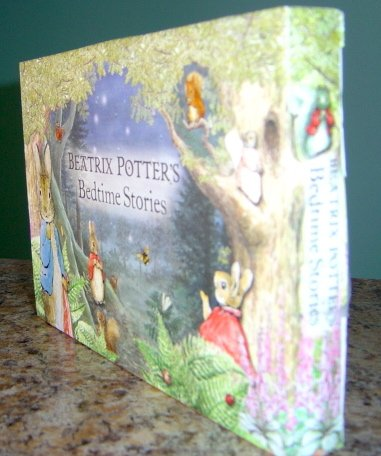 9780760796269: Beatrix Potter's Bedtime Stories Boxed Set of 4 Books The Tale of Peter Rabbit, The Tale of Jemima Puddle-Duck, The Tale of Mr. Jeremy Fisher and The Tale of Two Bad Mice