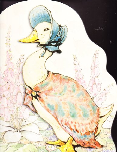 Jemima Puddle-duck (shape board book): Beatrix Potter