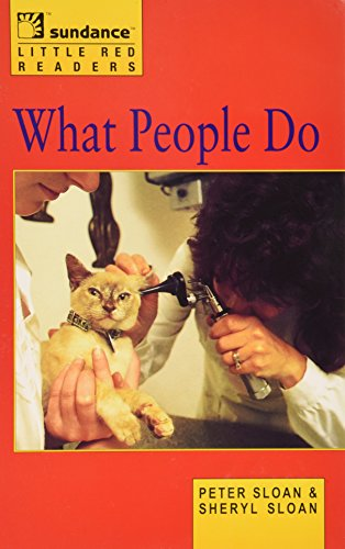 9780760803646: What People Do (Little Red Readers)