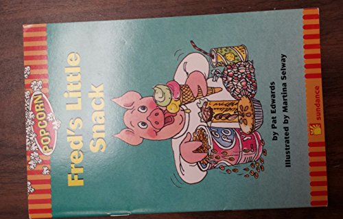 Fred's little snack (Popcorn one set A) (0760817693) by Pat Edwards