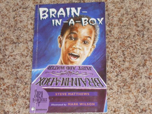 9780760832844: Brain-In-A-Box (Supa Doopers)