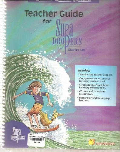9780760849125: Teacher Guide for Supa Doopers Starter Set (Second Chance Reading)