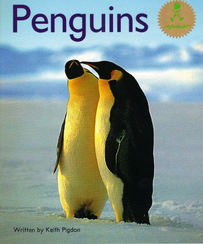 Penguins (alphakids): Keith Pigdon